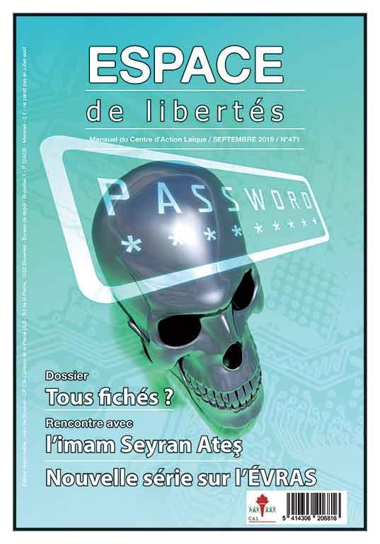 Espace de libertés | Septembre 2018 (n° 471)