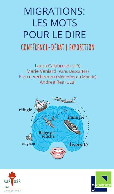Migrations: les mots pour le dire