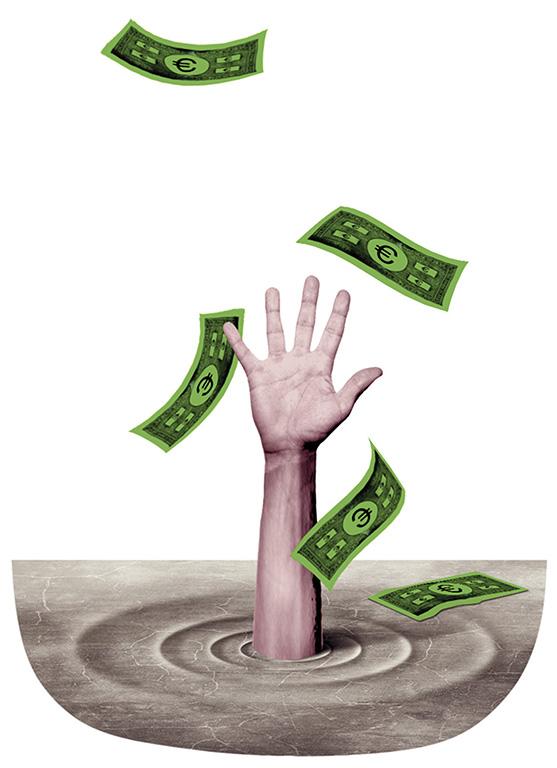 Du temps contre de l'argent