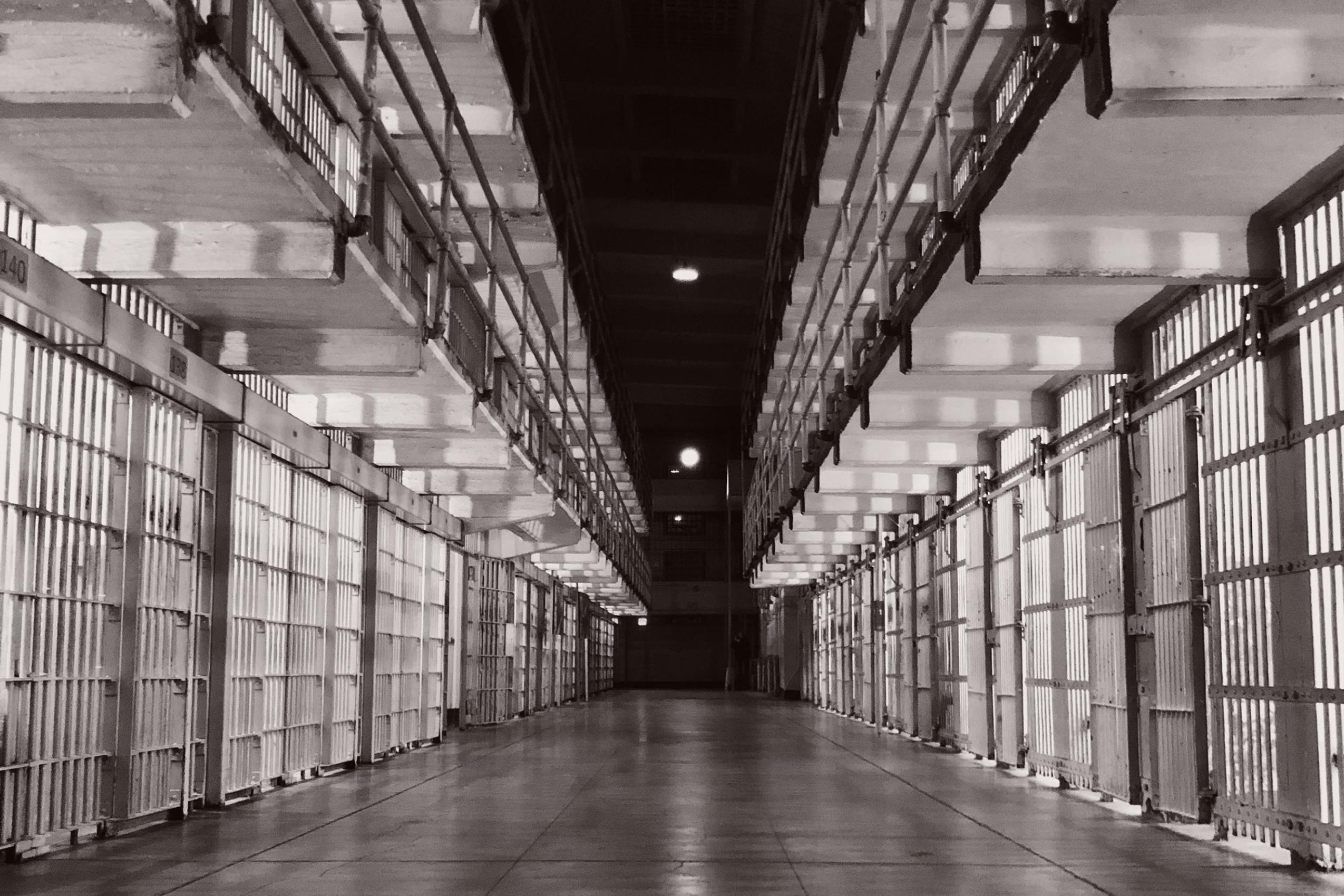 Au détour d'une visite en prison