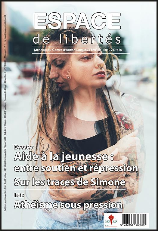 Espace de libertés | Février 2019 (n° 476)