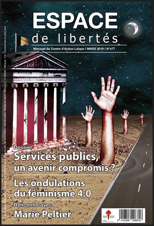 Espace de libertés | Mars 2019 (n° 477)