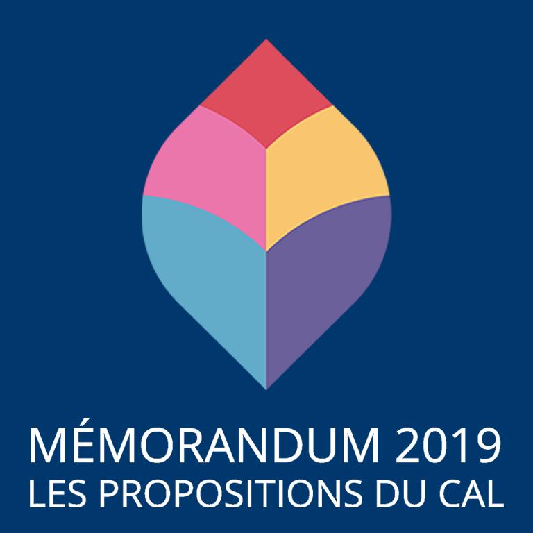 Mémorandum 2019
