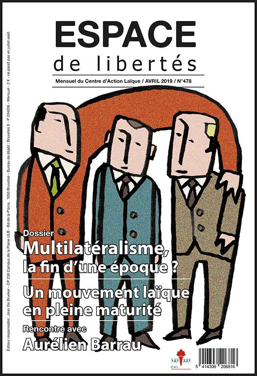 Espace de libertés | Avril 2019 (n° 478)