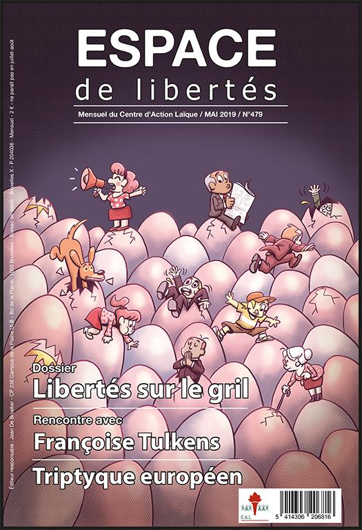 Espace de libertés | Mai 2019 (n° 479)