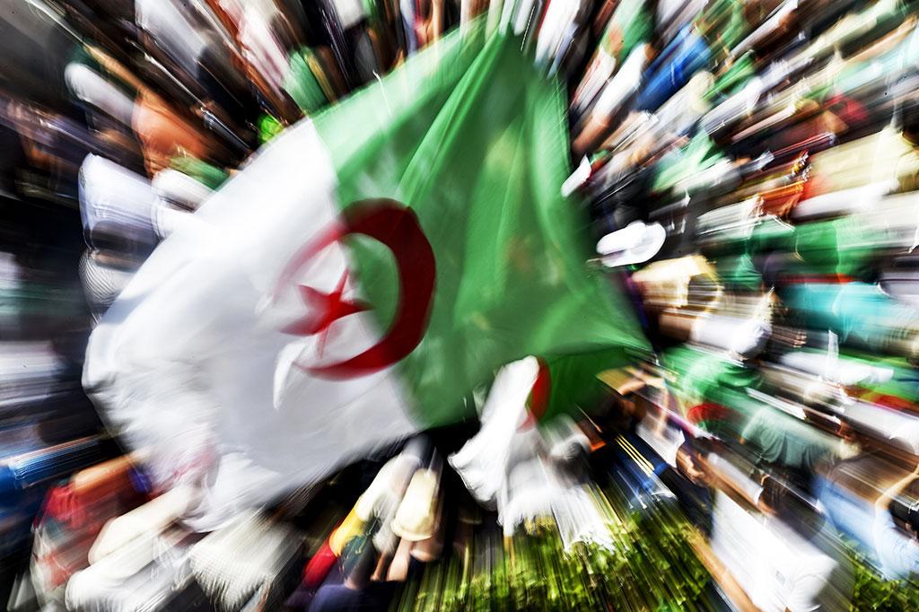 Parfum laïque en  Algérie
