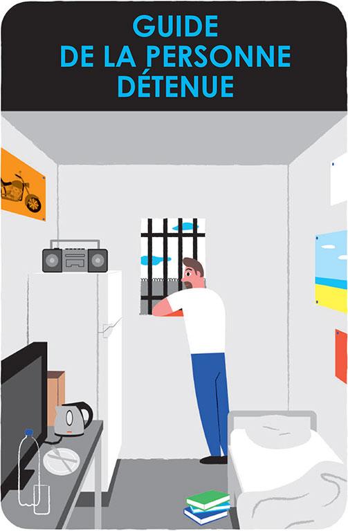 Guide de la personne détenue (hommes)