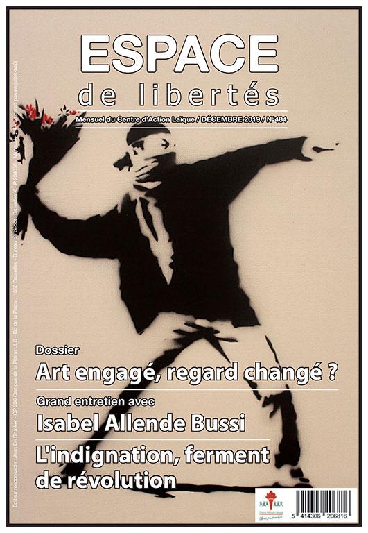 Espace de libertés | Décembre 2019 (n° 484)