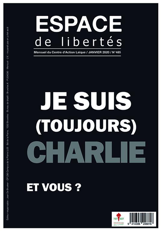 Espace de libertés | Janvier 2020 (n° 485)