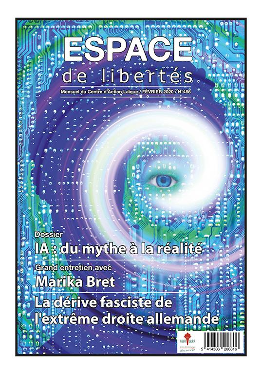 Espace de libertés | Février 2020 (n° 486)