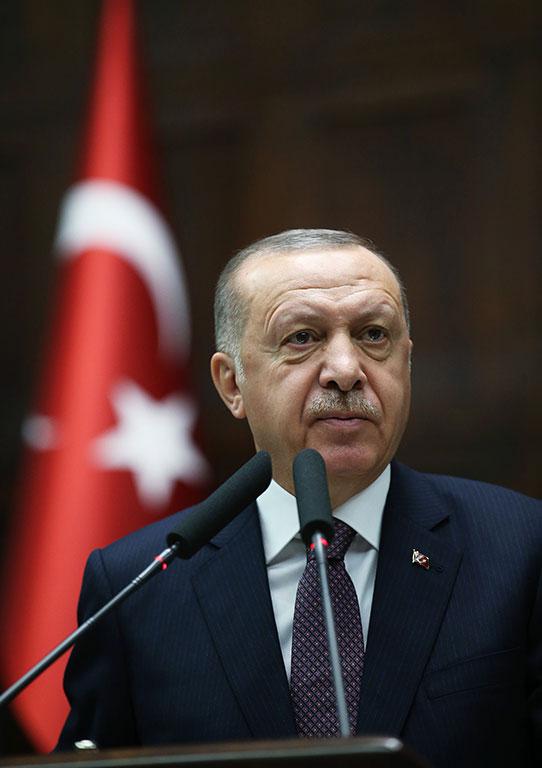 Les noirs desseins d'Erdoğan