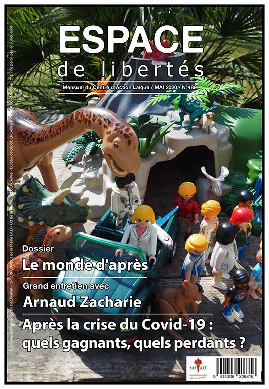 Espace de libertés | Mai 2020 (n° 489)