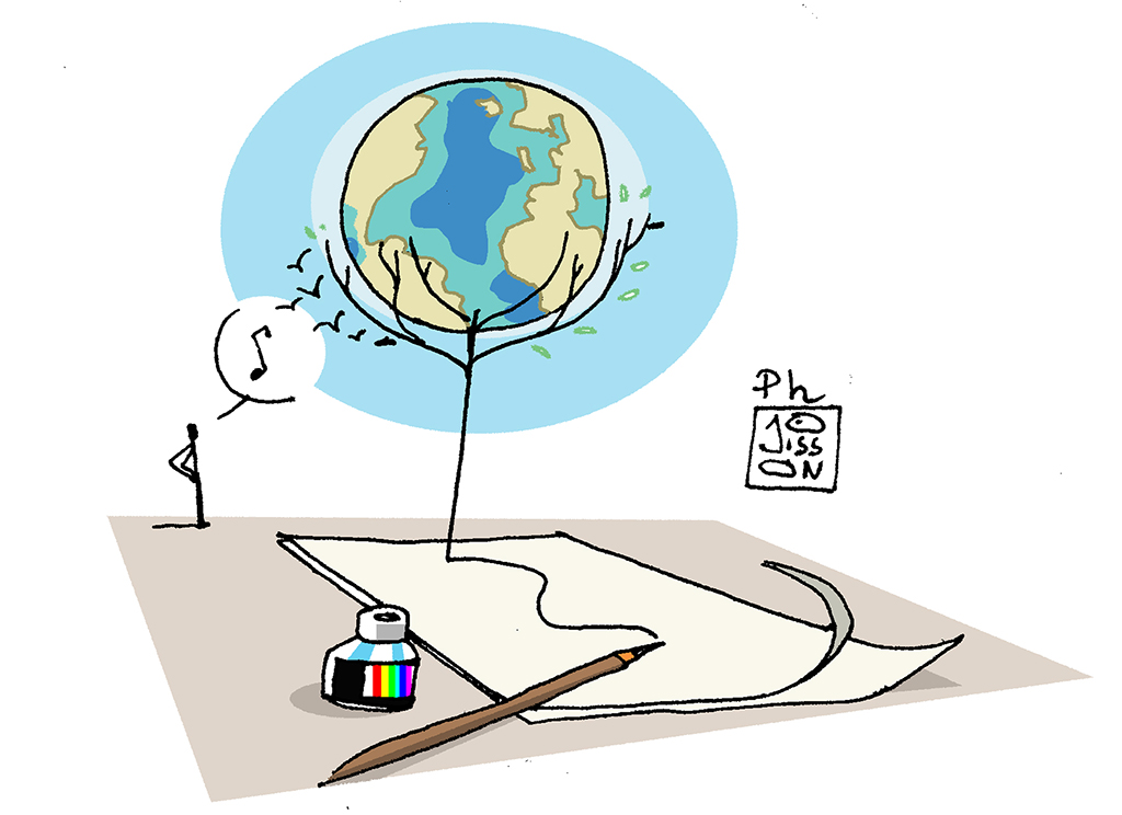 Nouvelle écologie des pratiques créatrices