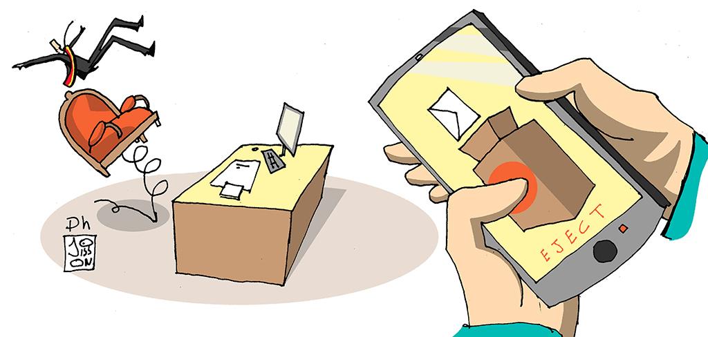 Comment dépasser le bulletin de vote?