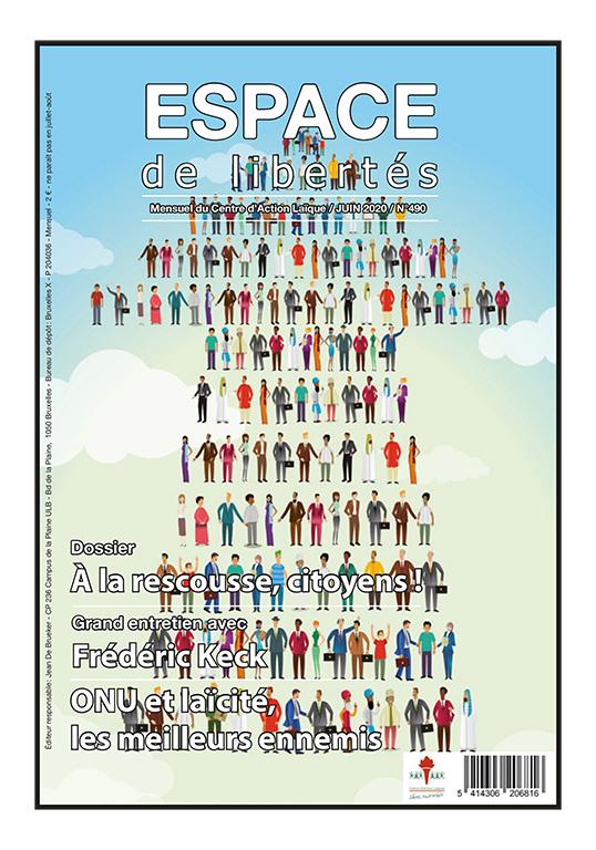 Espace de libertés | Juin 2020 (n° 490)