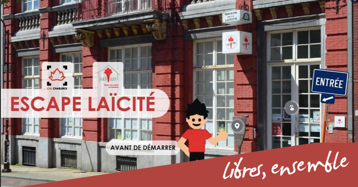 Escape game laïcité 2.0