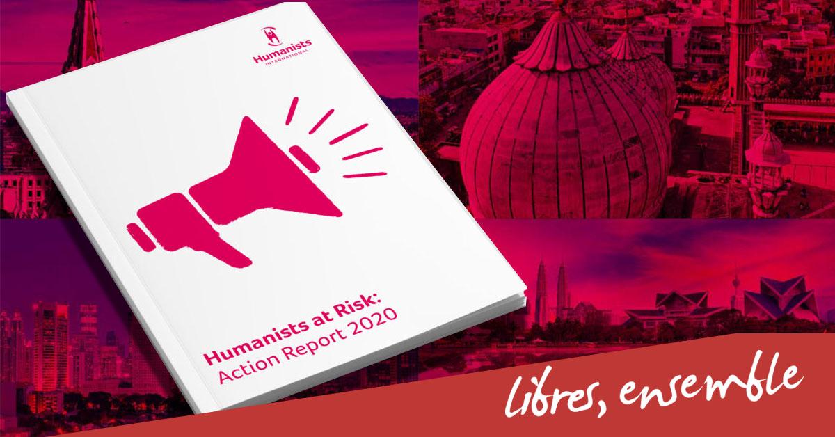 Humanists at Risk: rapport annuel sur les persécutions contre les non-croyants dans le monde