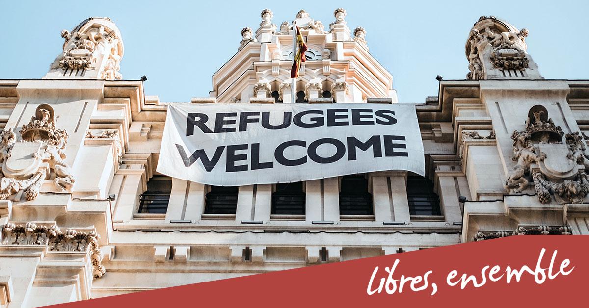 Journée mondiale des réfugiés: le nouveau pacte migratoire de l'Union européenne, une opportunité