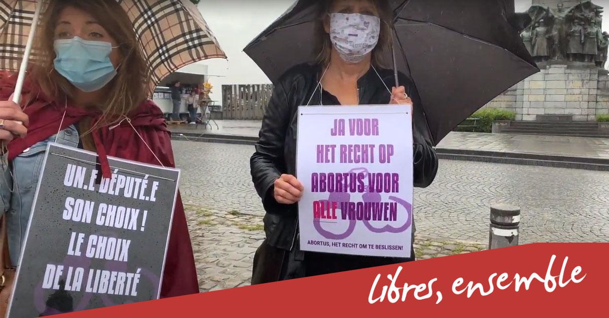 Loi sur l'IVG: le Parlement doit voter ce 2 juillet