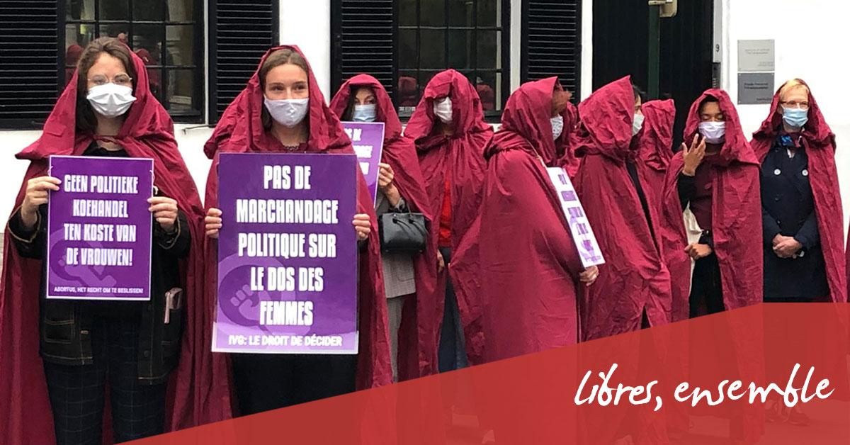 28 septembre: mobilisations pour le droit à l'IVG