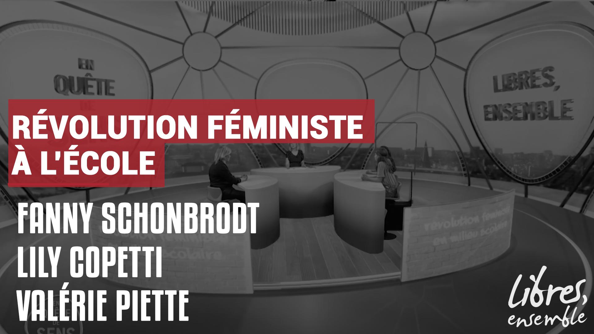 Révolution féministe à l'école