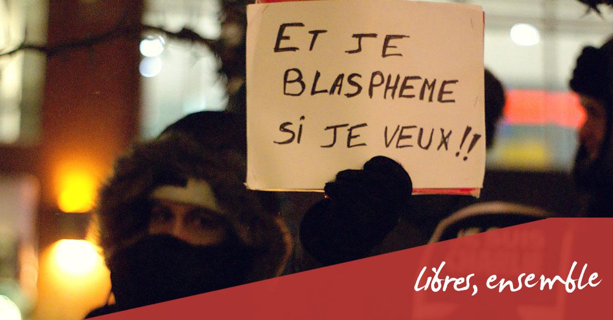 Journée internationale du blasphème