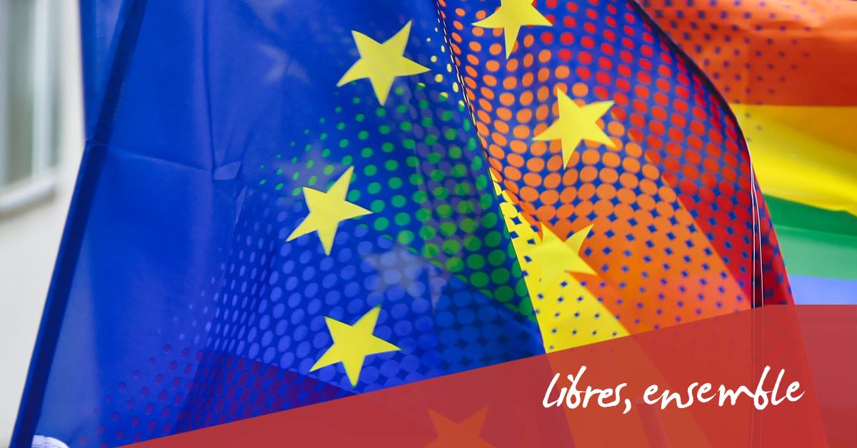 Première stratégie de l'Union européenne pour les droits des personnes LGBTQI