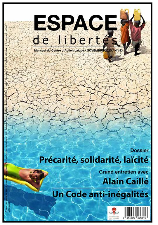 Espace de libertés | Novembre 2020 (n° 493)