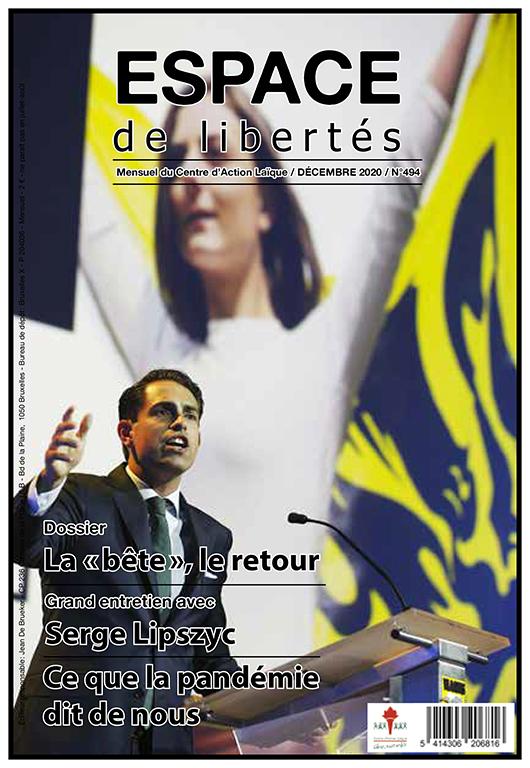Espace de libertés | Décembre 2020 (n° 494)