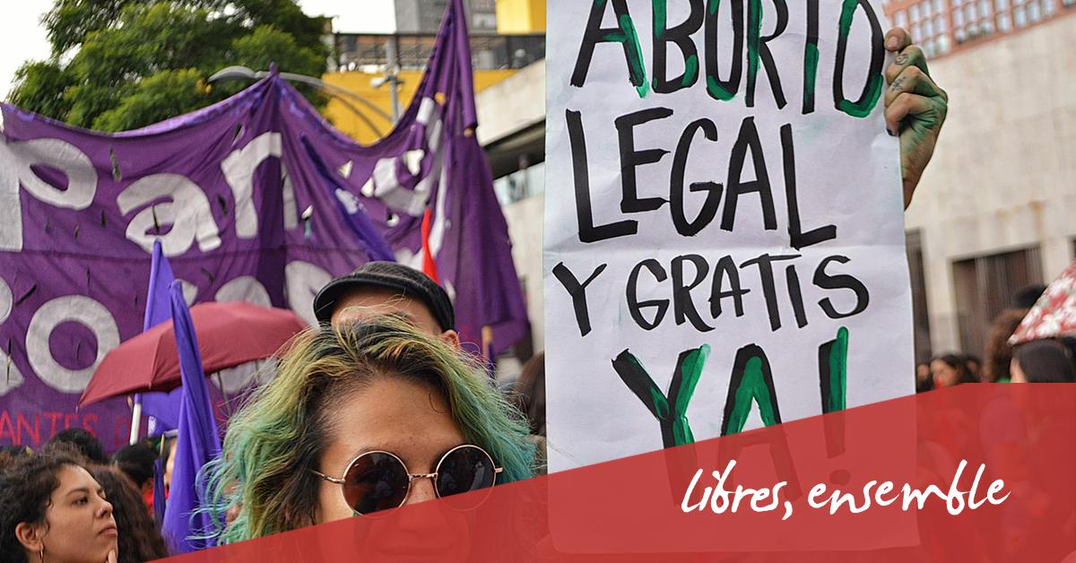 Légalisation de l'avortement en Argentine: une loi dont pourrait s'inspirer la Belgique