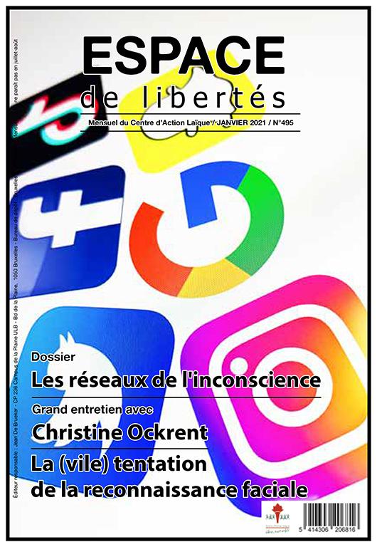 Espace de libertés | Janvier 2021 (n° 495)