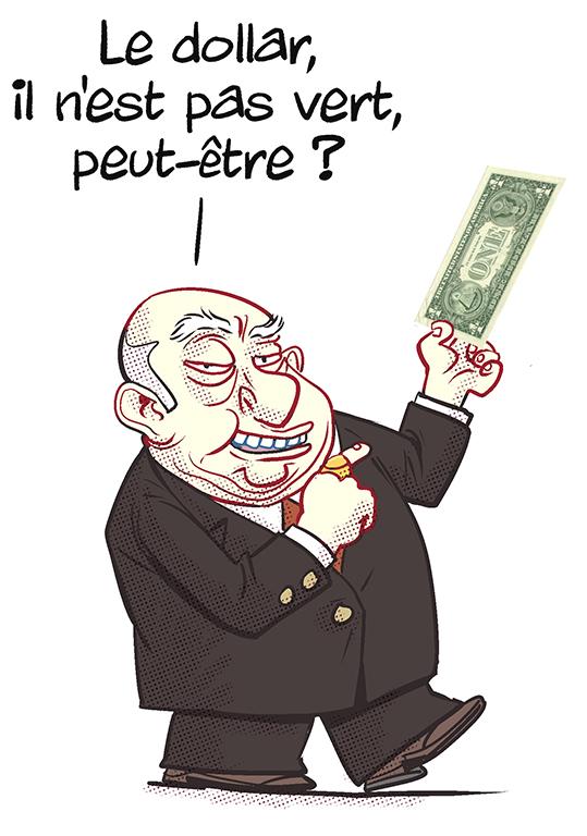 La verte face de la finance (Jérémy Désir-Weber)