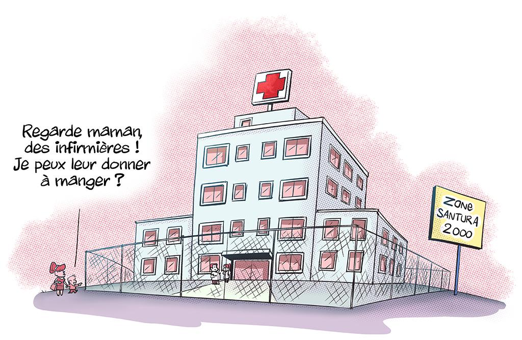 Sanctuariser la santé?