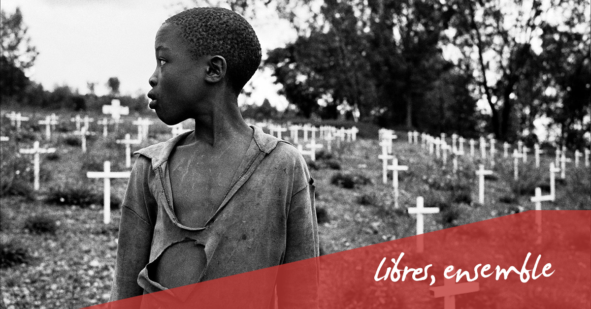 Anniversaire du génocide rwandais: le Centre d'Action Laïque appelle à ne pas trahir les victimes