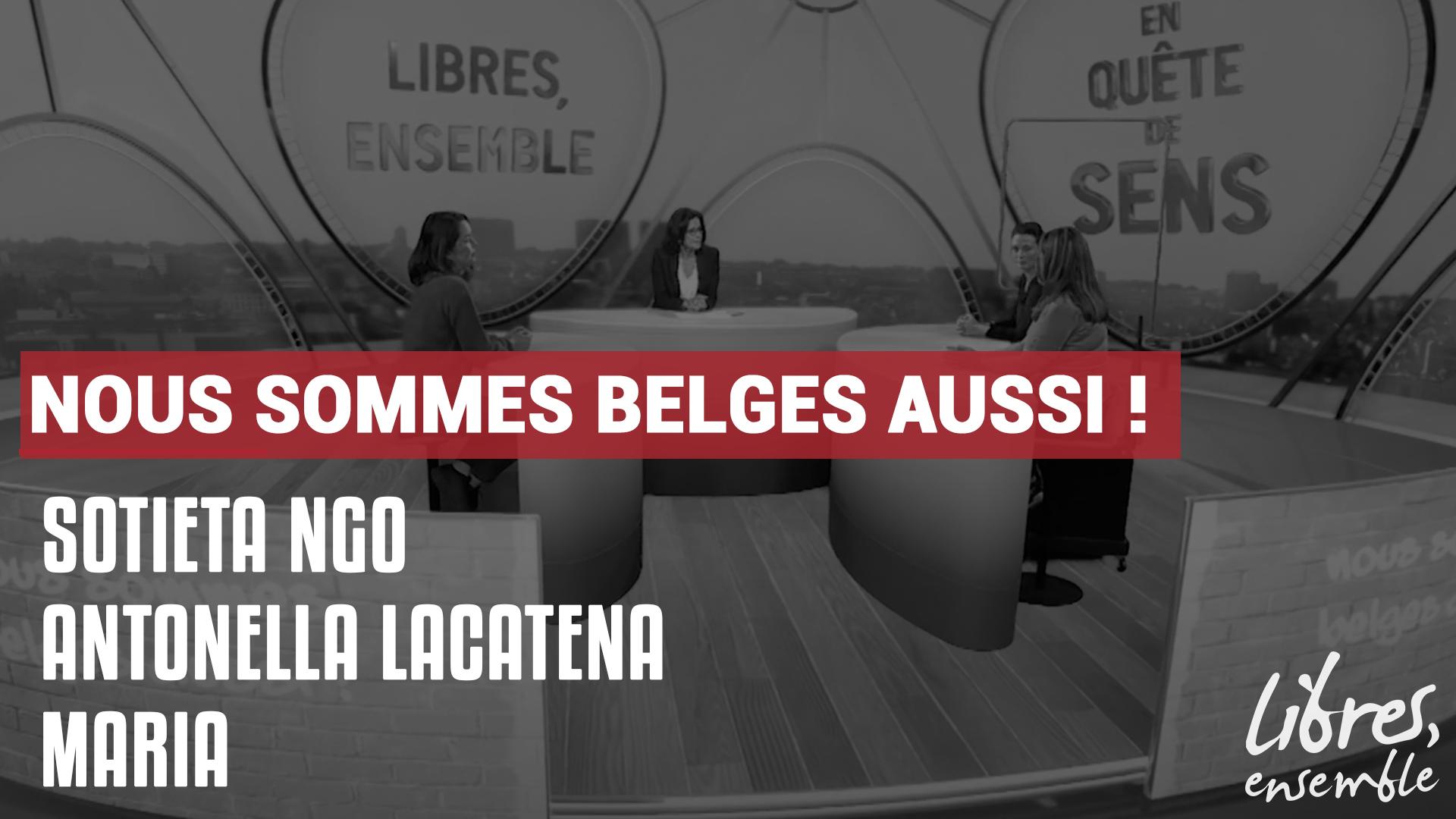 Nous sommes Belges aussi !