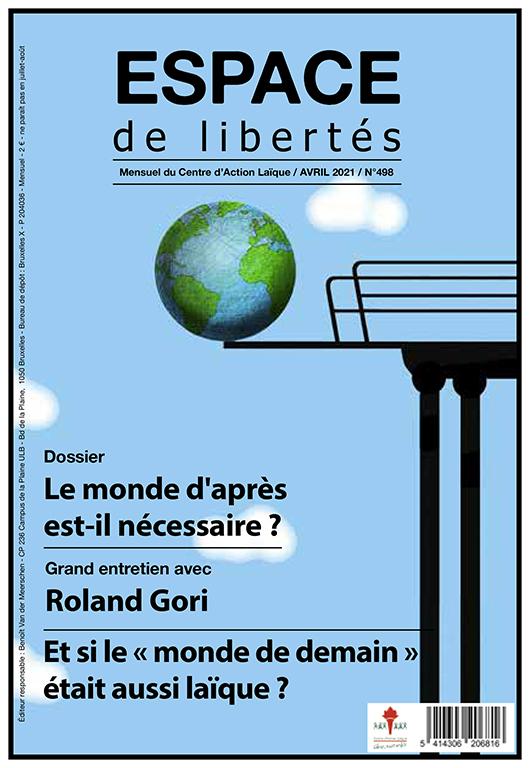 Espace de libertés | Avril 2021 (n° 498)