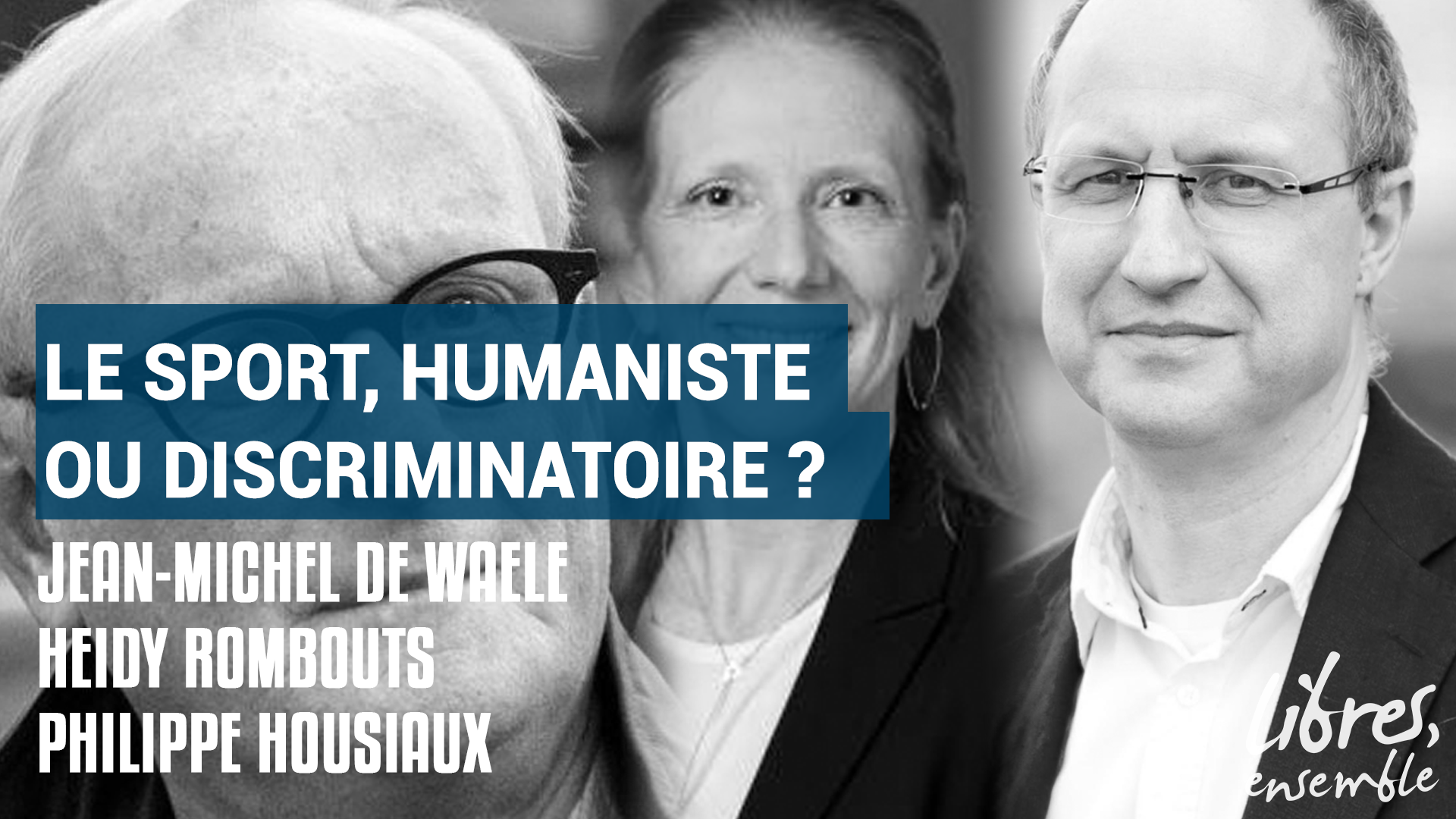 Le sport, humaniste ou discriminatoire ?