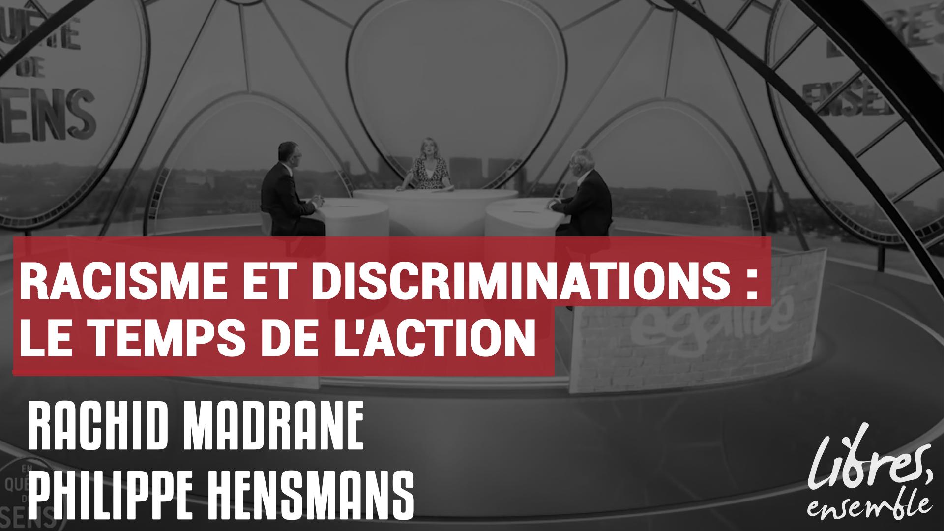 Racisme et discriminations : le temps de l'action