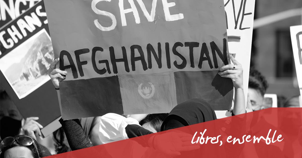 Afghanistan | Lettre ouverte aux député.e.s belges