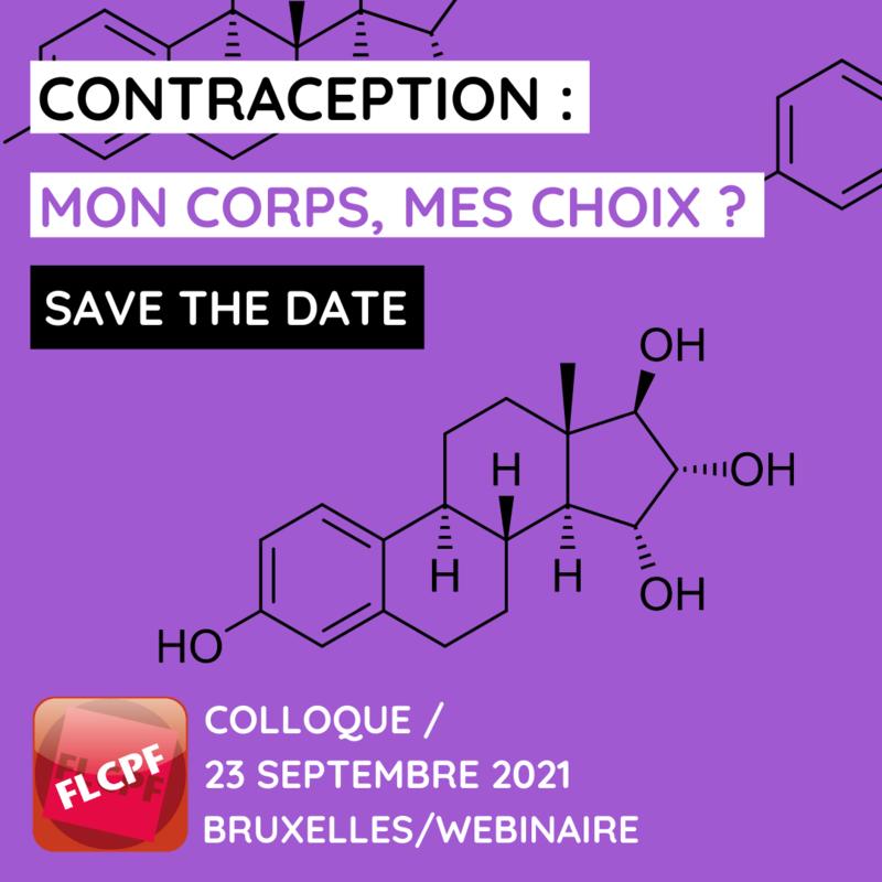 Contraception: mon corps, mes choix?