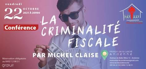 La criminalité fiscale